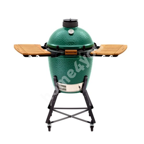 Medium Big Green Egg set with Nest and Acacia Wood EGG Mates