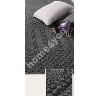Carpet JERSEY HOME 160x230cm, grey