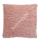 Pillow SOFT ME with zipper 50x50cm, light pink