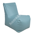 Кресло-мешок SEAT DREAM 95x65x90 / 45см, пастельно-зеленый