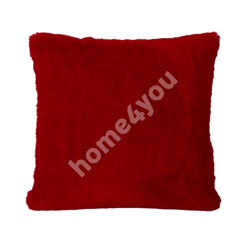 Pillow SOFT ME 45x45cm, red