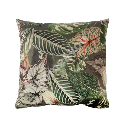 Pillow HOLLY 45x45cm, leaves