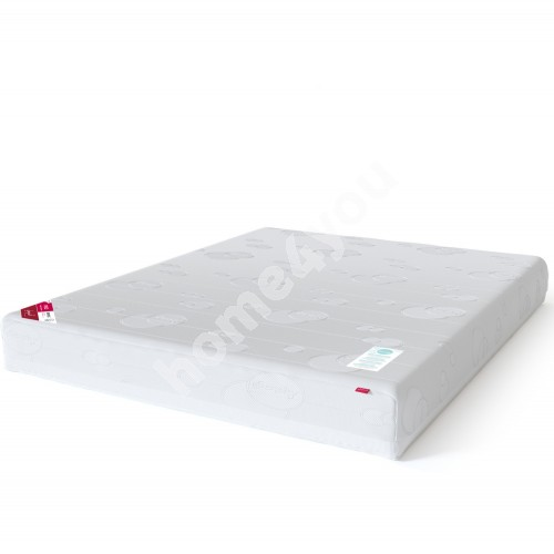 Vedrumadrats RED ORTHOPEDIC 120x200xH24cm