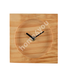 4Living Table clock Wood