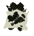 Animal skin; natural; black-white; 2-3 m2